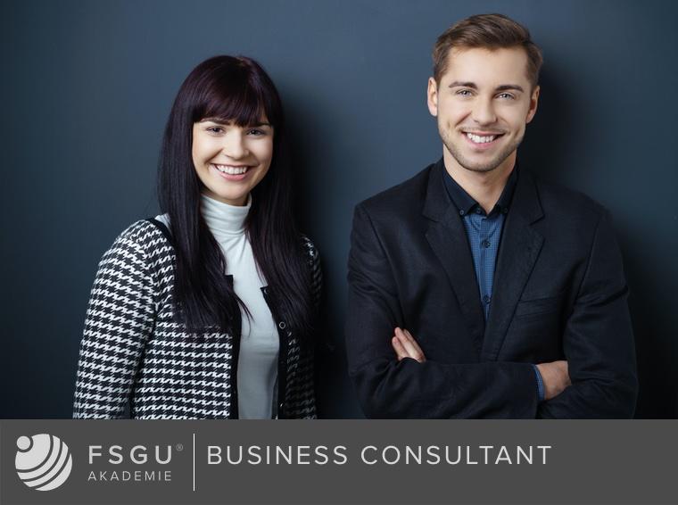 Grundlagen des Business-Consulting (IHK) - per Fernlehrgang