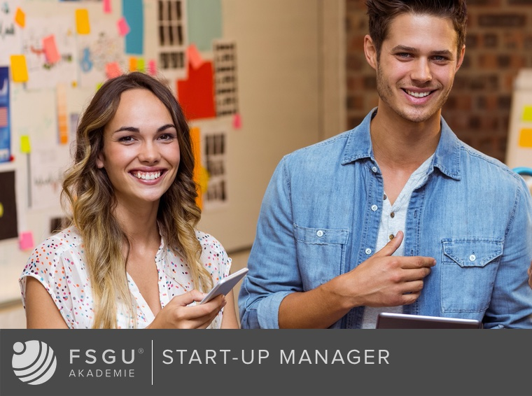 Start-Up Manager
