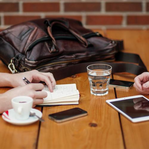 Business Consultants im Berufsleben und wie diese arbeiten.